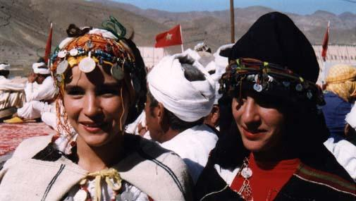 Berber Wedding Imichil